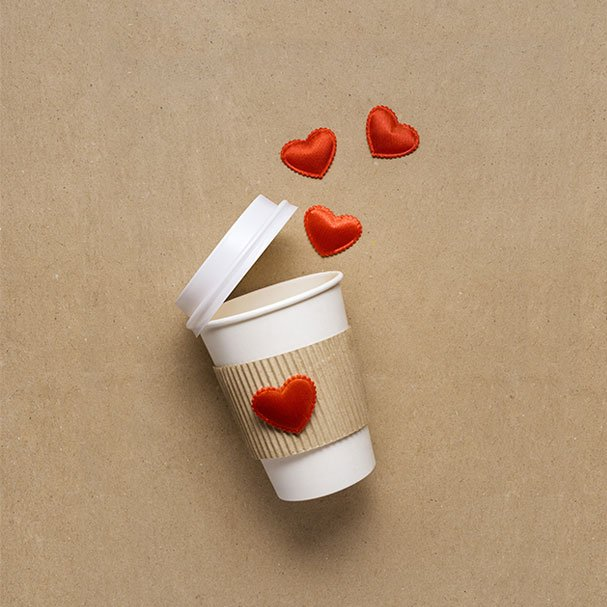We love you a latte